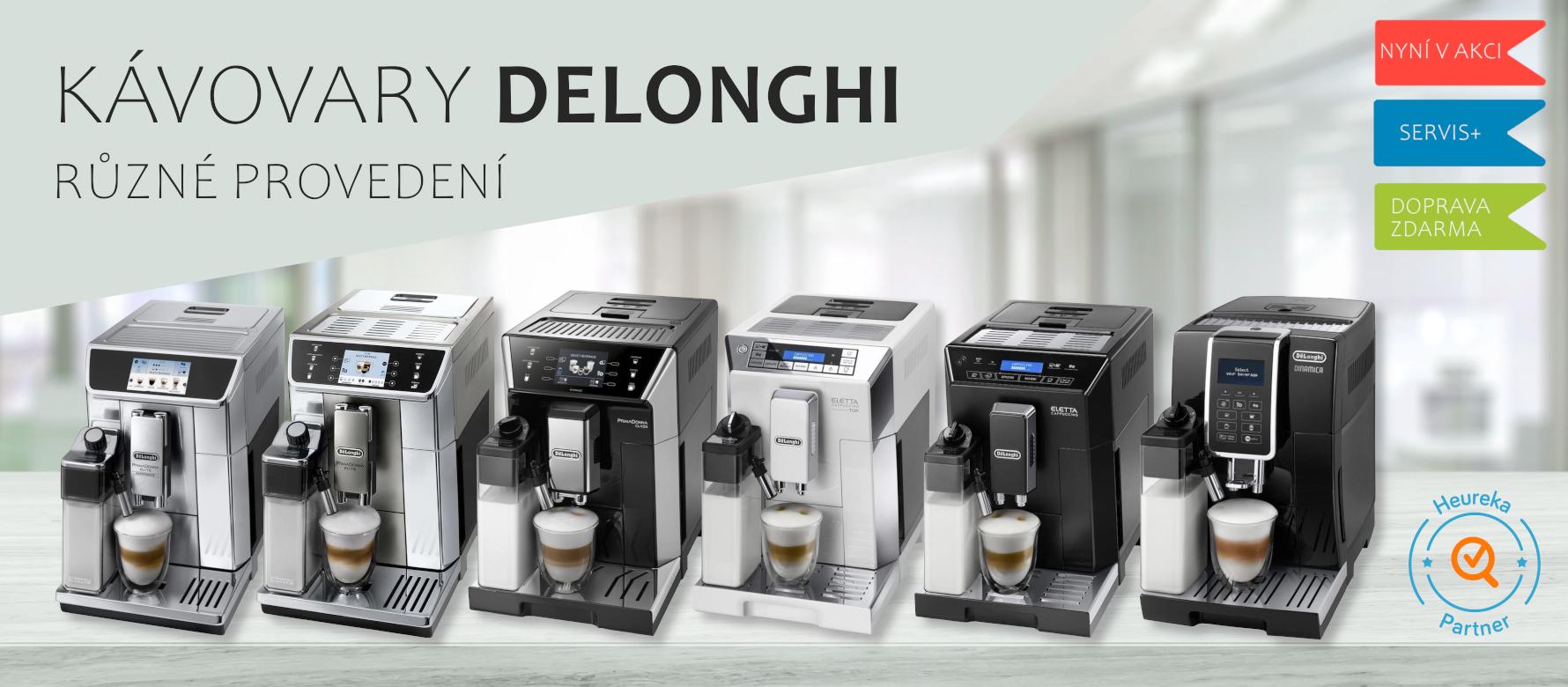 DeLonghi coffee