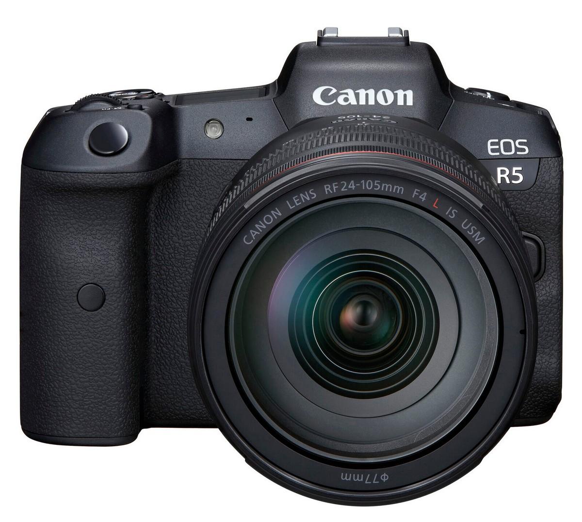 Canon EOS R5. Foto 1