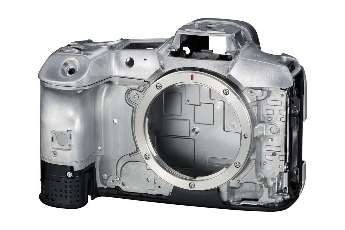 Canon EOS R5. Foto 13