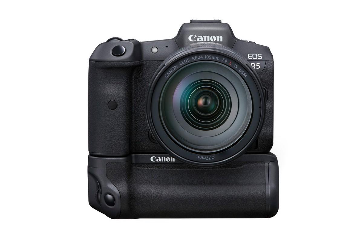 Canon EOS R5. Foto 9