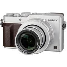 Panasonic Lumix DMC-LX100 Strieborná