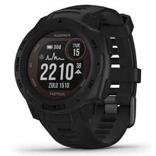 Garmin Instinct Solar, Tactical Edition, Black