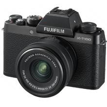 Fujifilm X-T100 čierna + XC 15-45mm f/3.5-5.6 OIS PZ VRÁCENO VE 14 DNECH