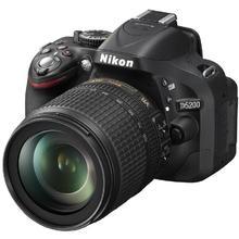 Nikon D5200 + 18-105 mm AF-S DX VR