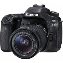 Canon EOS 80D + 18-55 IS STM + 55-250 IS STM