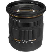 Sigma 17-50 mm f/2,8 EX DC OS HSM Nikon