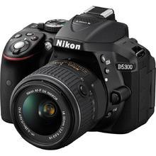 Nikon D5300 + 18-55 VR AF-P, čierná