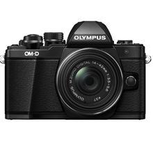 Olympus E-M10 Mark II + 14-42mm, čierna