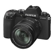 Fujifilm X-S10 + XF 18-55mm f/2,8-4, Black