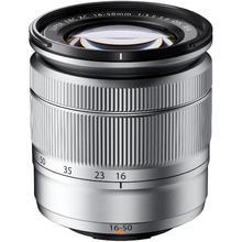 Fujifilm XC 16-50mm f/3.5-5.6 OIS II Strieborná