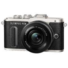 Olympus E-PL8 telo čierny+ 14-42mm EZ