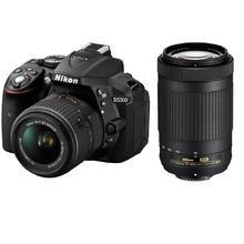 Nikon D5300 + 18-55 VR AF-P + 70-300 AF-P DX