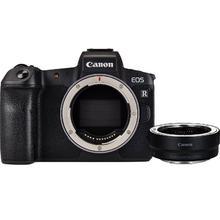 Canon EOS R body + adapter EF-EOS R
