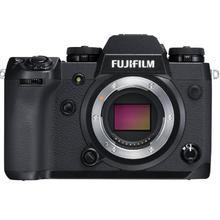 Fujifilm X-h1 telo čierne  VRÁCENO VE 14 DNECH
