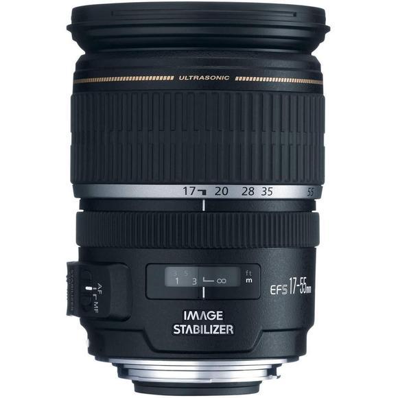 Canon EF-S 17-55mm f/2.8 IS USM - Poškozený obal  - 1