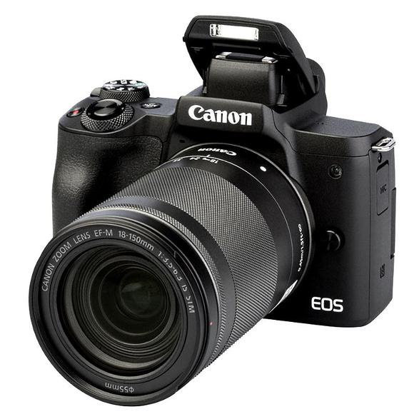 Canon EOS M50+ EF-M 18-150 mm IS STM  - 1