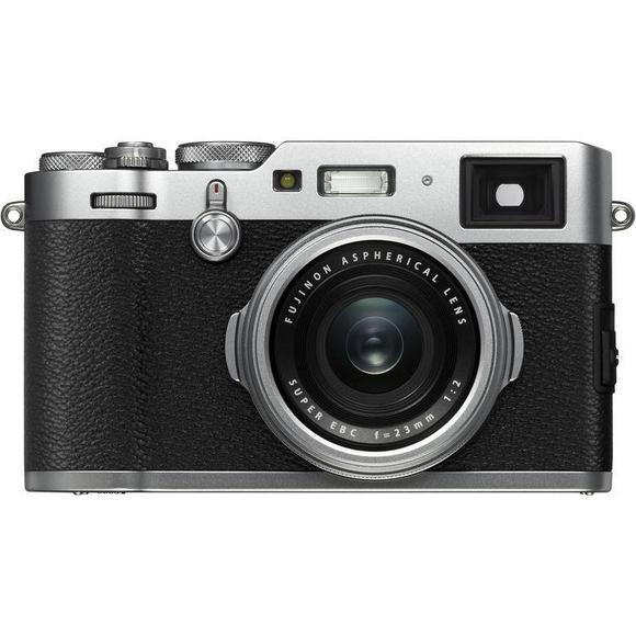 Fujifilm FinePix X100F strieborný  - 1