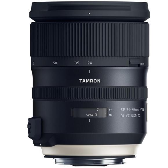 Tamron SP 24-70mm f/2.8 Di VC USD G2 Canon  - 1