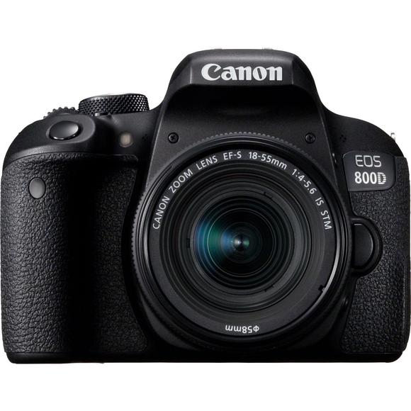 Canon EOS 800D + 18-55mm IS STM  - 1