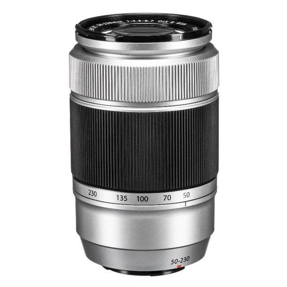 Fujifilm  XC 50-230mm f/4.5-6.7  OIS II Silver  - 1