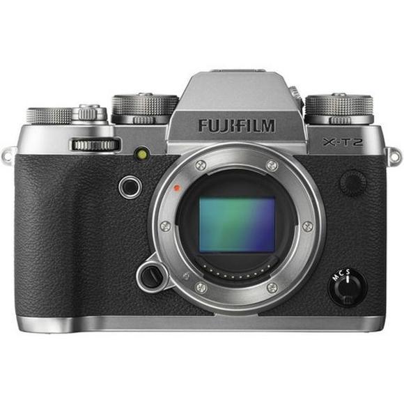 Fujifilm X-T2 strieborná  - 1