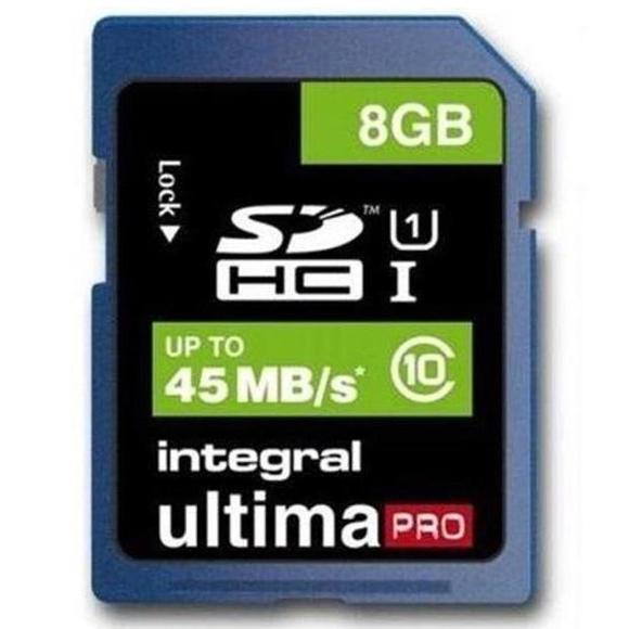 Integral Ultima pro SDHC 8GB Class 10 bulk  - 1