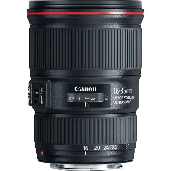 Canon EF 16-35 mm f/4L IS USM  - 1