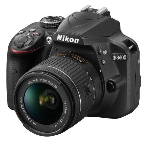 Nikon D3400 + 18-55 AF-P VR + 70-300mm AF-P DX VR  - 1