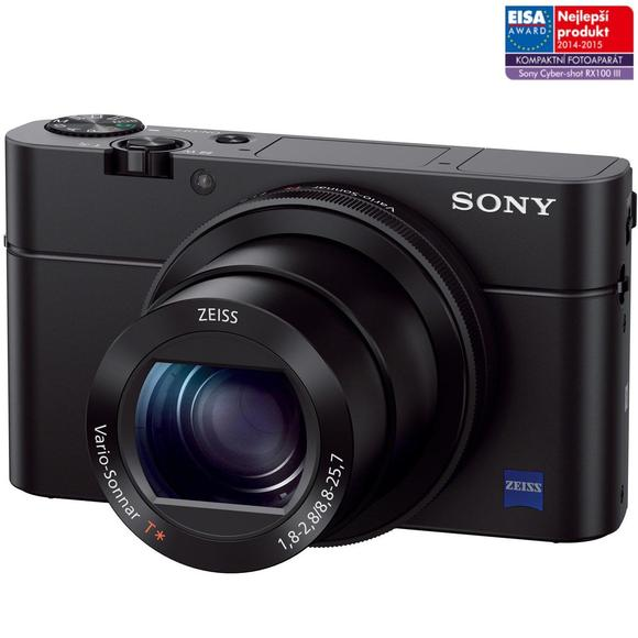 Sony Cyber-Shot DSC-RX100 III  - 1