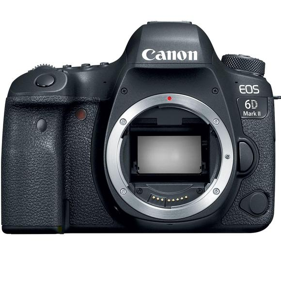 Canon EOS 6D Mark II Body  - 1