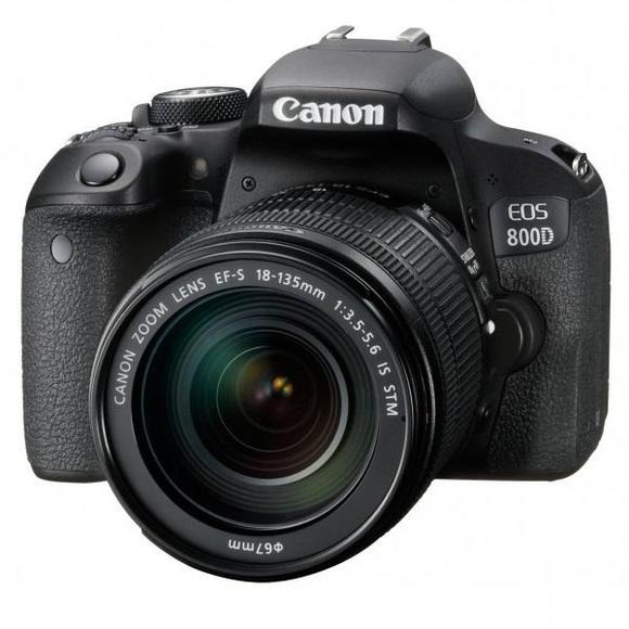 Canon EOS 800D + EF-S 18-135 IS STM  - 1