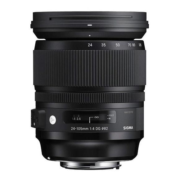 SIGMA 24-105mm f/4.0 DG OS HSM ART pro Canon  - 1