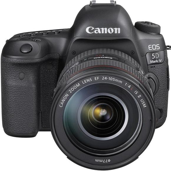 Canon EOS 5D Mark IV body +  24-105mm f4L IS II USM  - 1
