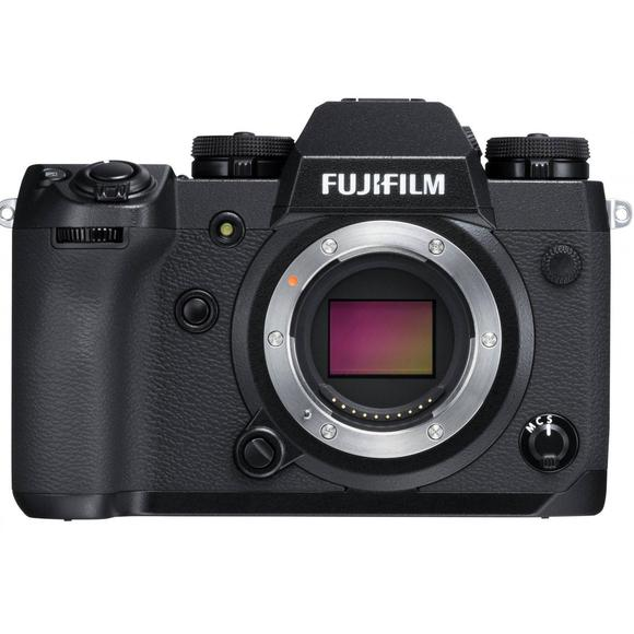 Fujifilm X-h1 telo čierne  - 1