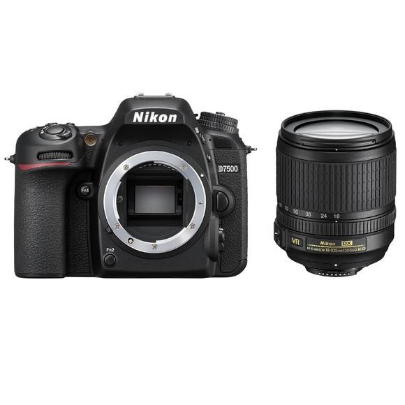 Nikon D7500 + 18-105 AF-S DX VR   - 1
