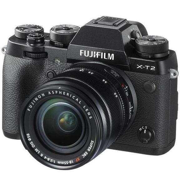 Fujifilm X-T2 + 18-55 mm čierna  - 1