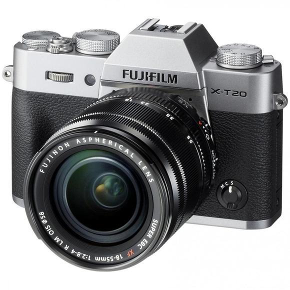 Fujifilm X-T20 + XF 18-55mm F 2.8-4 R LM OIS  - 1