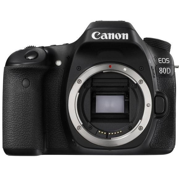Canon EOS 80D Body  - 1