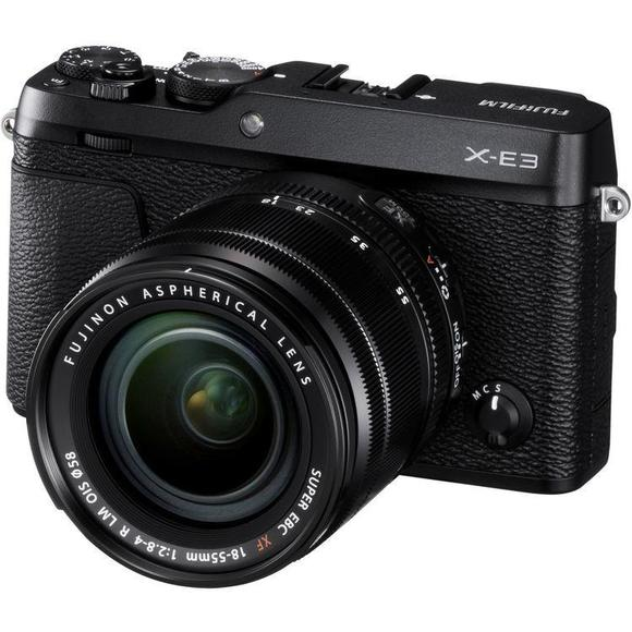 Fujifilm X-E3 + XF 18-55 čierny  - 1