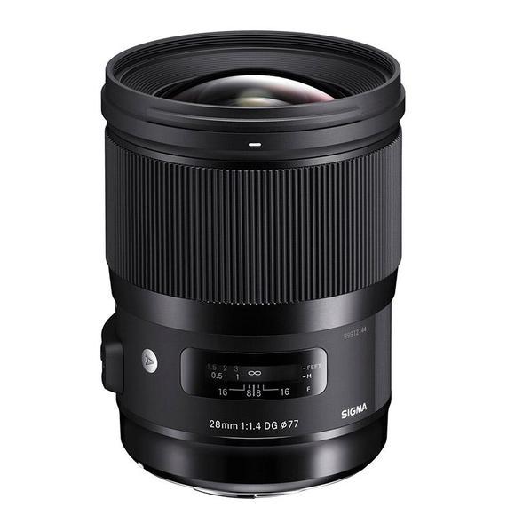Sigma 28mm f/1,4 DG HSM Art Nikon  - 1