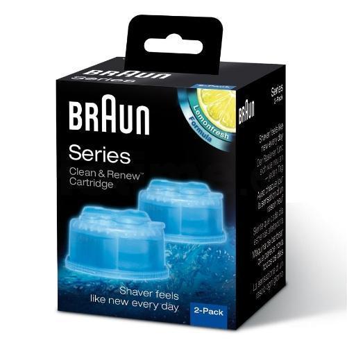 Braun CCR2 Clean Renew 2 ks