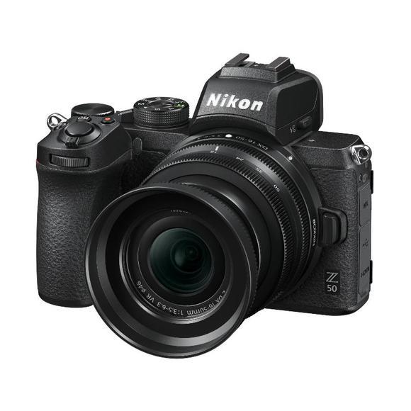Nikon Z50 + 16-50 mm f/3.5-6.3 VR  - 1