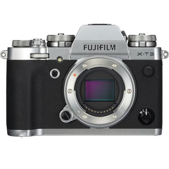 Fujifilm X-T3 Body strieborná   - 1