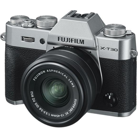 Fujifilm X-T30 +  XC 15-45 mm Silver  - 1
