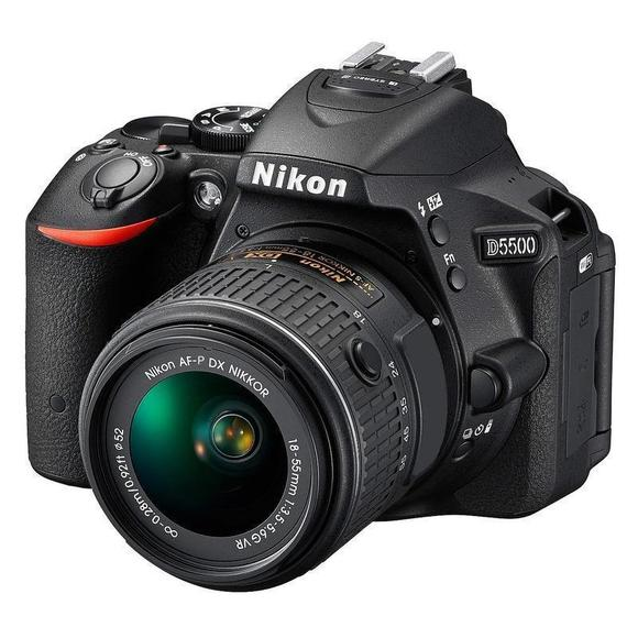 Nikon D5500 + 18-55 AF-P VR  - 1