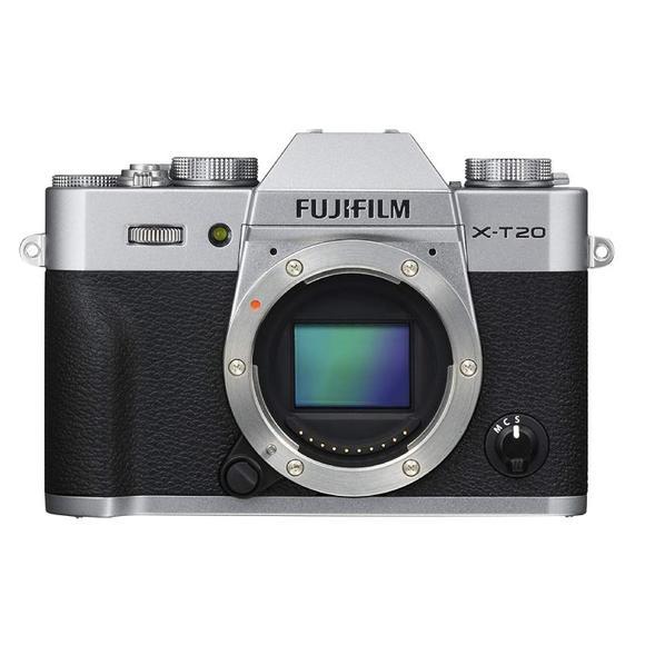 Fujifilm X-T20 Body Silver   - 1