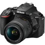 Nikon D5600 + 18-55 AF-P VR + 55-300 AF-S DX VR - 4/5