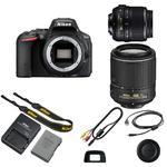 Nikon D5500 + 18-55 AF-P VR + 55-200 mm VR II - 7/7