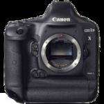 Canon 1DX Mark II a Canon 5D Mark IV