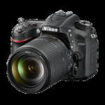 Digitální zrcadlovka Nikon D7200 - recenze